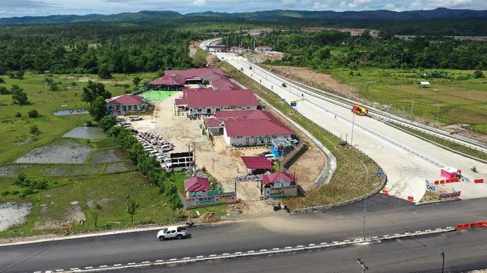 Jalan Tol Tran Sumatera Ruas Sigli - Banda Aceh (Sibanceh) Seksi 4 Indrapuri – Blang Bintang  14 kilometer segera beroperasi. Intip yuk foto-fotonya