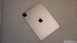 Peluncuran iPad Pro 2021 Terganjal, Ini Penyebabnya