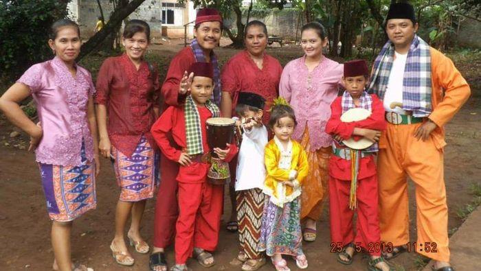 komunitas Palang Pintu Sedulur Ngapiun Kampung Sawah