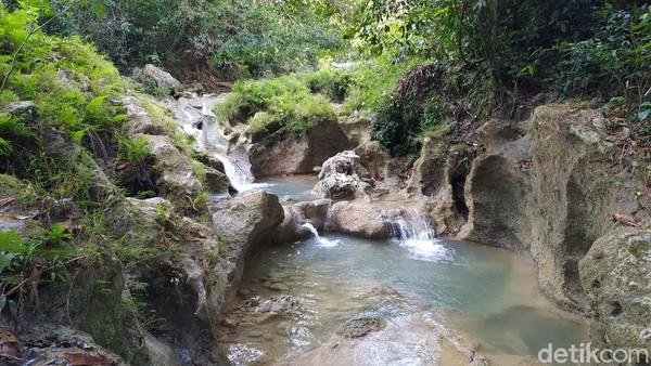 Kedung Londo adalah destinasi alam yang berada di Desa Gayam, Kecamatan Bogorejo, Kabupaten Blora. Destinasi ini belum terlalu banyak dijamah wisatawan lho. (Febrian Chandra/detikcom)