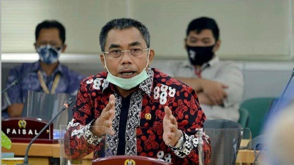 Wagub Positif Corona, PDIP DKI Minta Anies Lebih Tegas Tangani Pandemi