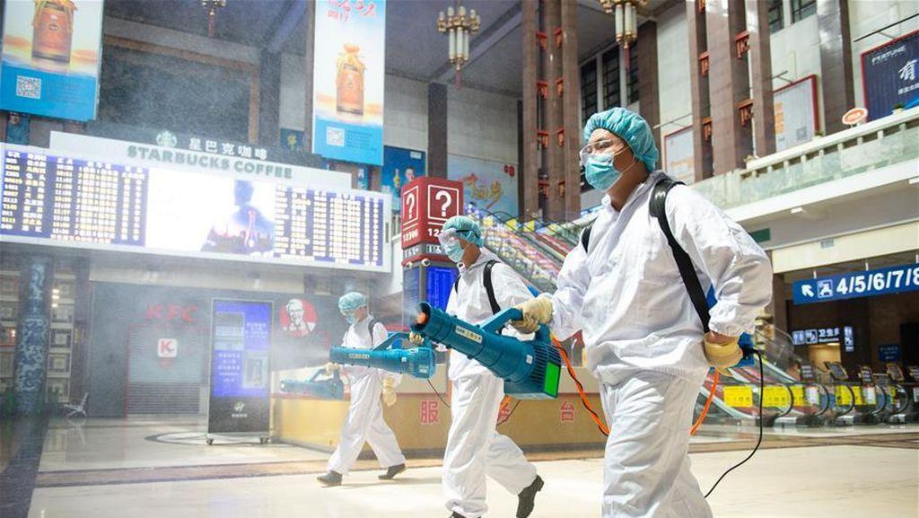 2 Hari Berturut-turut, Beijing Laporkan Nol Kasus Corona Sejak Cluster Baru