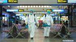 Kondisi Stasiun di Beijing Saat Serangan Baru Corona
