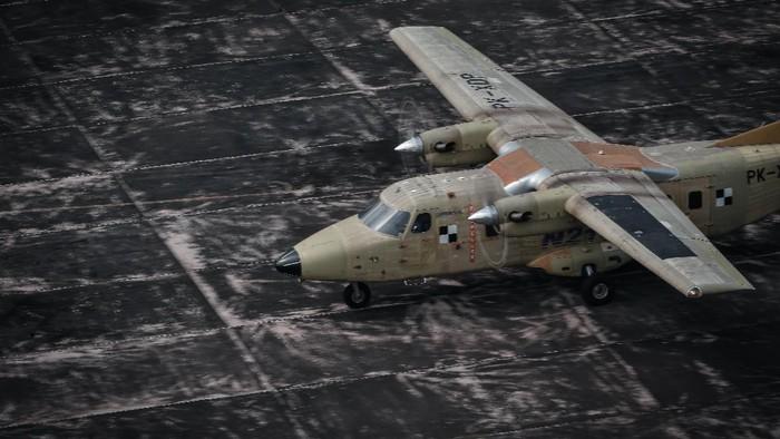 PT Dirgantara Indonesia (Persero) (PTDI) menargetkan bisa segera melakukan proses produksi massal pesawat N219. Yuk Intip pesawatnya.