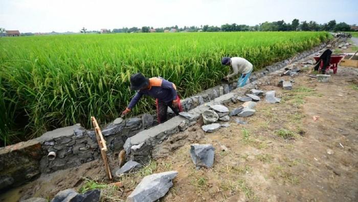 Kementerian PUPR mempercepat penyaluran Program Padat Karya Tunai (PKT/cash for work) guna mengurangi angka pengangguran pada masa pandemi COVID-19.
