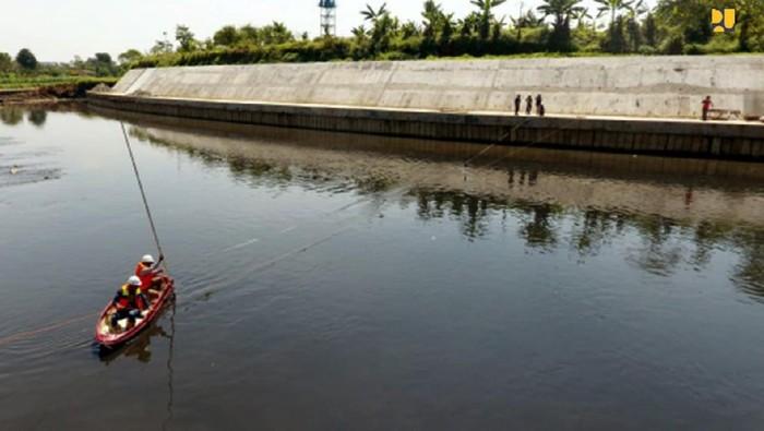 Kementerian PUPR mendukung Program Citarum Harum dengan membangun sejumlah infrastruktur dalam rangka pengendalian pencemaran dan kerusakan daerah aliran sungai.