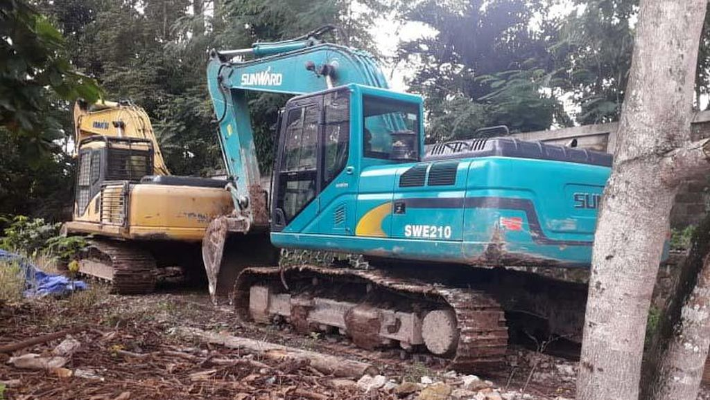 Tambang Batu Bara Ilegal di Bukit Soeharto Kaltim Digerebek, 1 Jadi Tersangka