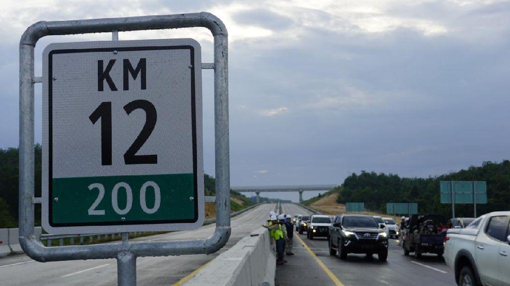 Tol Pekanbaru-Dumai Sepanjang 131 Km Resmi Dibuka!