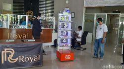 Robot SPERO UK Petra Siap Bantu Nakes RS Royal Tangani Pasien COVID-19