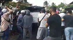 Kasus Hadang Ambulans Bawa Jenazah Corona, 10 Warga Ambon Jadi Tersangka