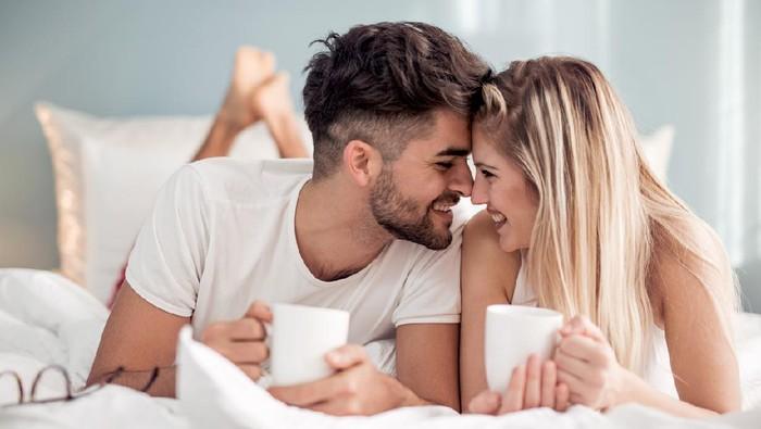 Ilustrasi hubungan seks suami istri
