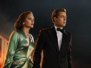 Sinopsis Allied, Dibintangi Brad Pitt dan Marion Cotillard