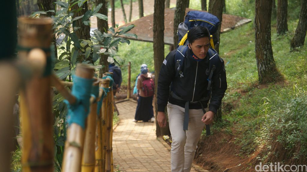 camping ground Geger Bintang Matahari