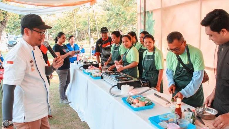 ITDC Bantu Berdayakan UMKM di Sekitar Objek Wisata NTB dan Bali