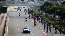 CFD Sudirman-Thamrin Ditiadakan, Dishub DKI: Hasil Evaluasi Tak Ada Penumpukan
