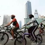 Seperti Motor, Benarkah Bakal Ada Pajak Sepeda?