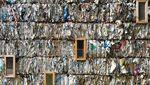 Kantor Ini Dibangun Pakai Sampah Kertas, Percaya?