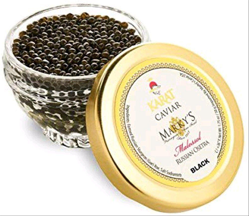 Kaviar Super Langka Ratusan Juta