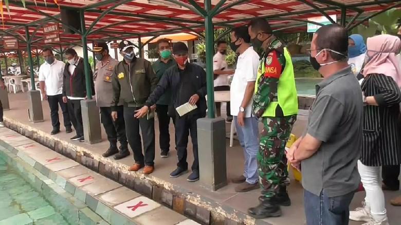 Kementerian Pariwisata Izinkan Objek Wisata Di Jabar Beroperasi