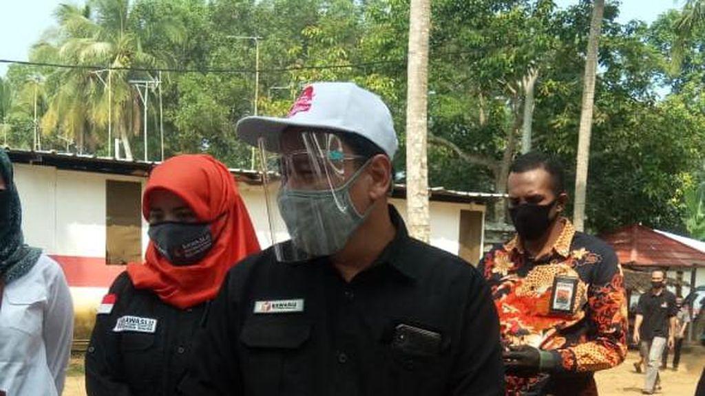 Bawaslu Ingatkan Panwascam Banten soal Kerentanan Pilkada Saat Pandemi