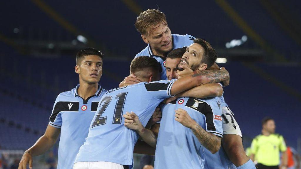 Lazio Vs Fiorentina: Menang, Biancocelesti Masih Buntuti Juventus
