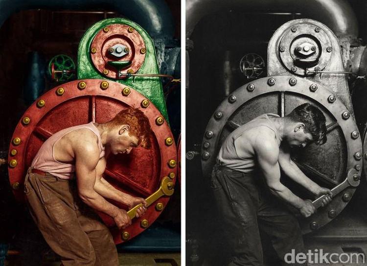 Mario Unger foto sejarah