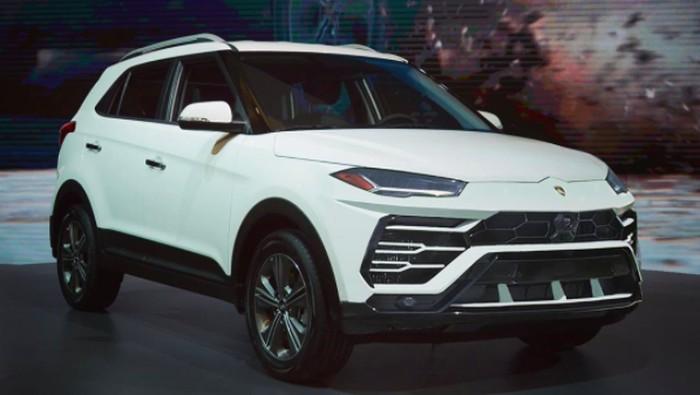 Modifikasi Hyundai Urus