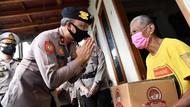 HUT Bhayangkara, Polri Akan Bagikan Ratusan Sembako & Hand Sanitizer