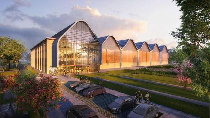 Pusat riset Huawei di Inggris