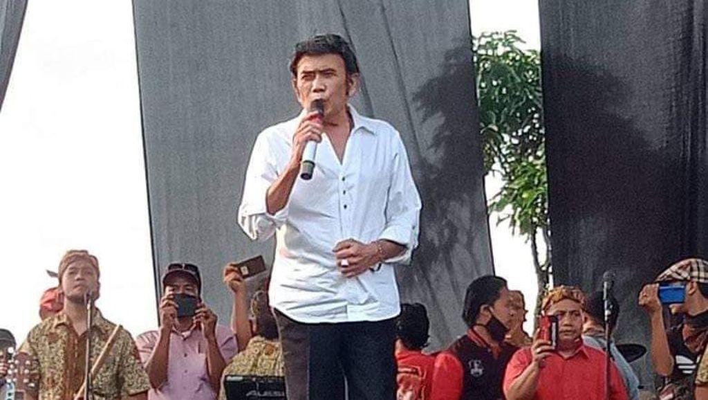 Warga yang Nonton Rhoma Irama Manggung Dilacak Pemkot Bogor