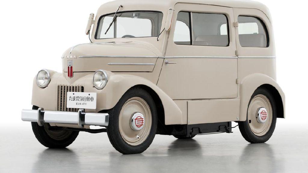 Sudah 73 Tahun Berlalu, Ini Lho Kakek Buyut Nissan Leaf
