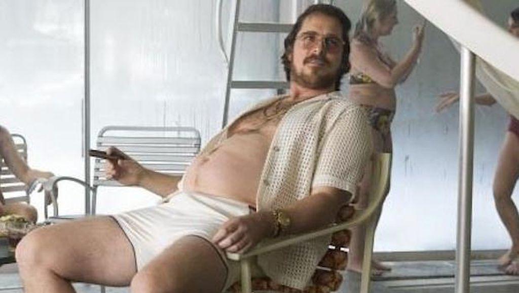 9 Artis Rela Menggemukkan Badan Demi Peran di Film, Ada yang Naik 28 Kg