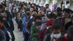Penumpang KRL Mulai Normal, Pemkot Bogor Fokus Pencegahan di Stasiun