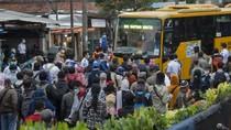 Stasiun Bogor Padat, BPTJ Operasikan Bus Tujuan Jakarta Mulai Agustus