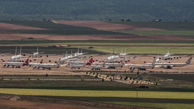 Bandara Teruel Spanyol