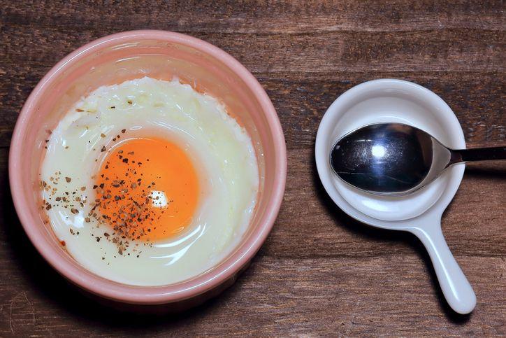 Cara menggoreng telur tanpa minyak