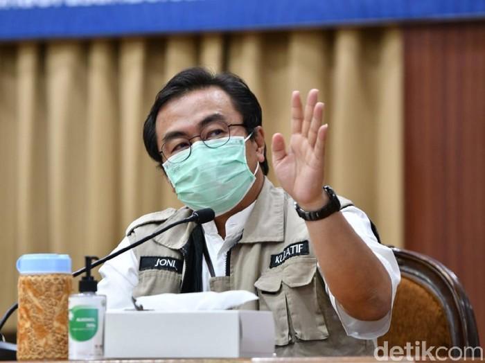 Jumlah kasus positif COVID-19 di Jatim bertambah 240 sehinga totalnya menjadi 11.795. Jumlah itu lebih banyak dari kasus COVID-19 di DKI Jakarta yang mencapai 11.237.