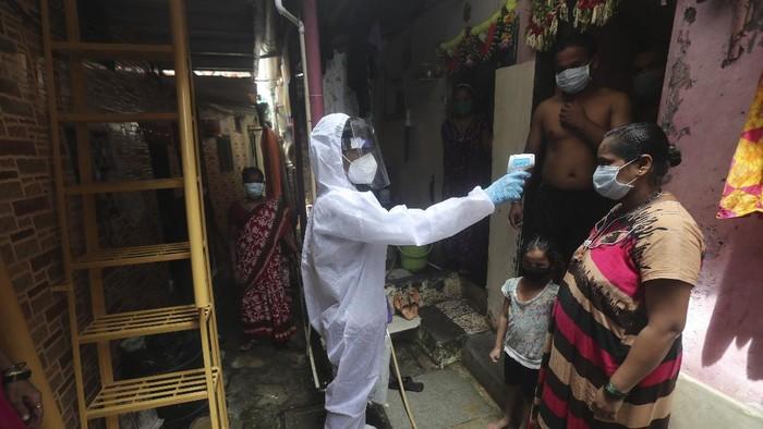 India kembali mencetak rekor baru untuk tambahan kasus virus Corona (COVID-19) harian. Nyaris 20 ribu kasus Corona dilaporkan muncul dalam sehari di negara ini.