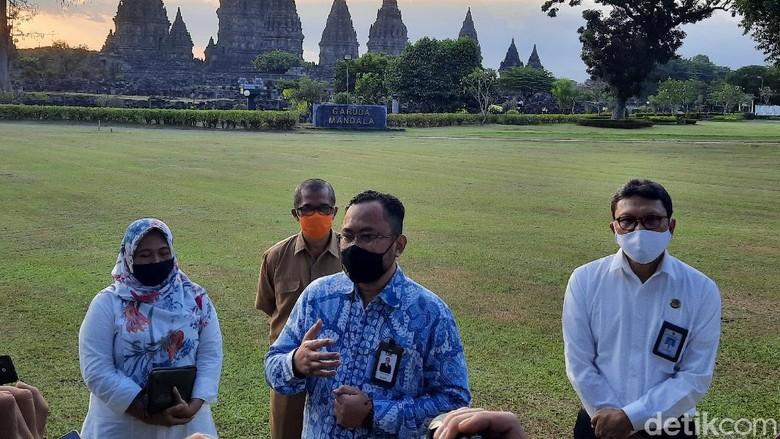 Dirut PT TWC Borobudur, Prambanan dan Ratu Boko Edy Setijono