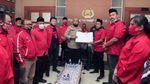 DPC PDIP Tangerang Raya Soroti Kasus Pembakaran Bendera