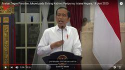 Reshuffle Memanas, Ini 16 Menteri Asal Parpol di Kabinet Jokowi