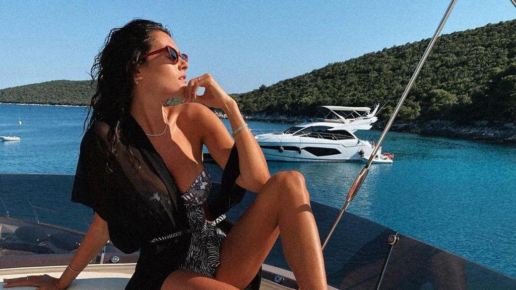 Francesca Sofia Novello, Si Seksi yang Bikin Valentino Rossi Kena Corona
