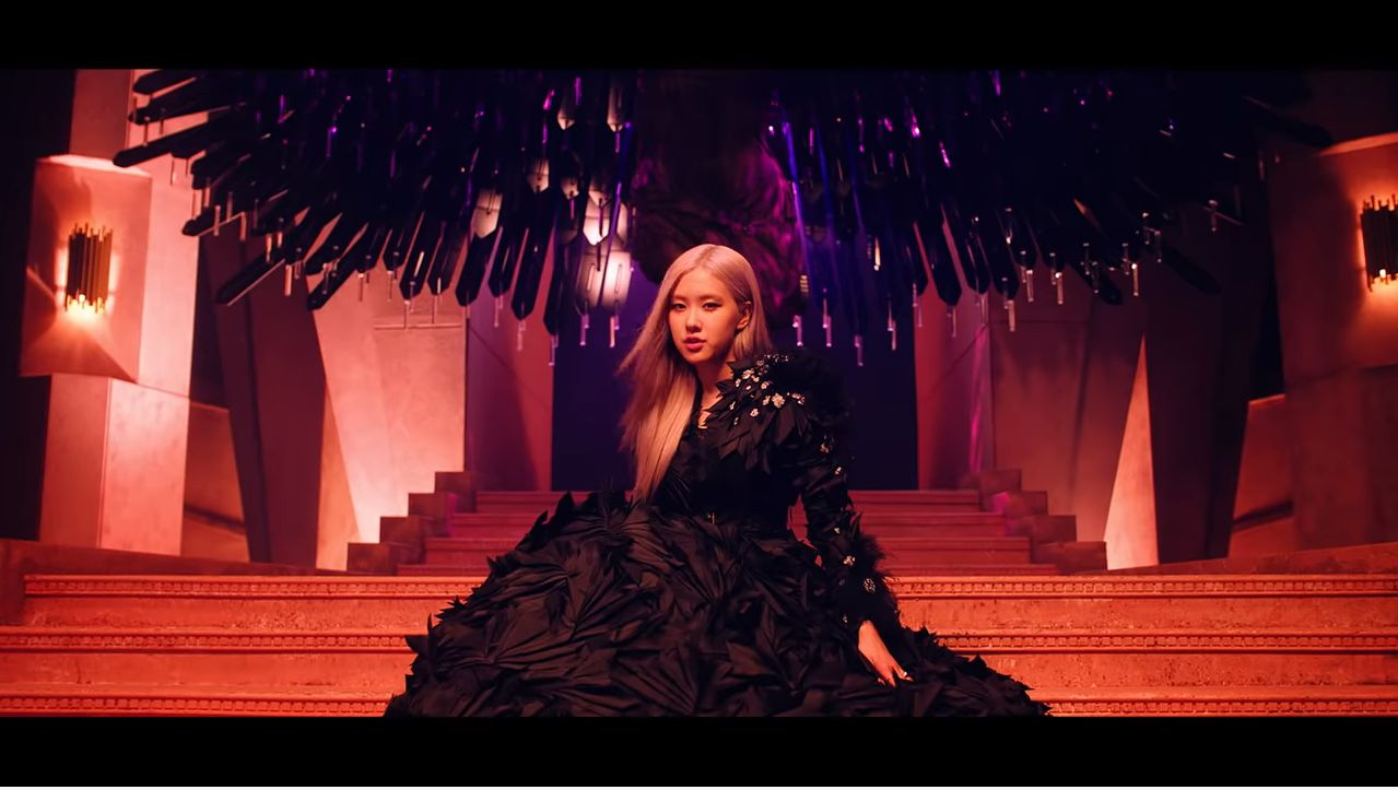 Gaya Blackpink di Video How You Like That