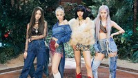 Gemas! BLACPINK Rilis How You Like That Versi Frozen