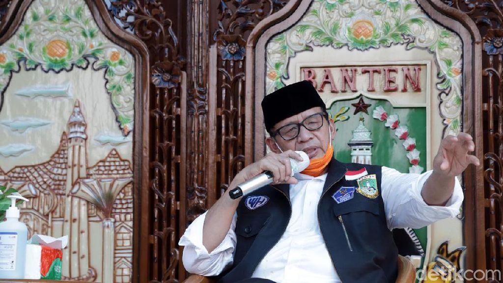 Gubernur Banten Larang Keras Konser Saat Kampanye Pilkada