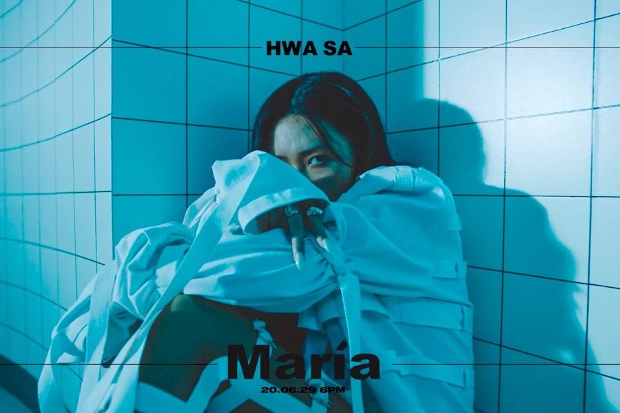 Hwasa MAMAMOO Rilis MV Maria