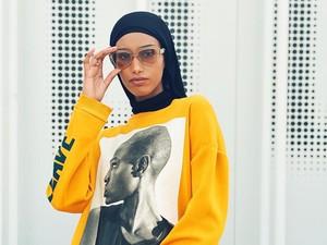 Hanan Ibrahim, Hijabers Pertama yang Tampil di Melbourne Fashion Festival