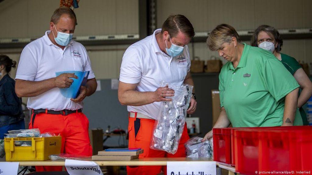 Infeksi Corona di Rumah Potong Hewan Jerman Menyebar ke Warga Setempat