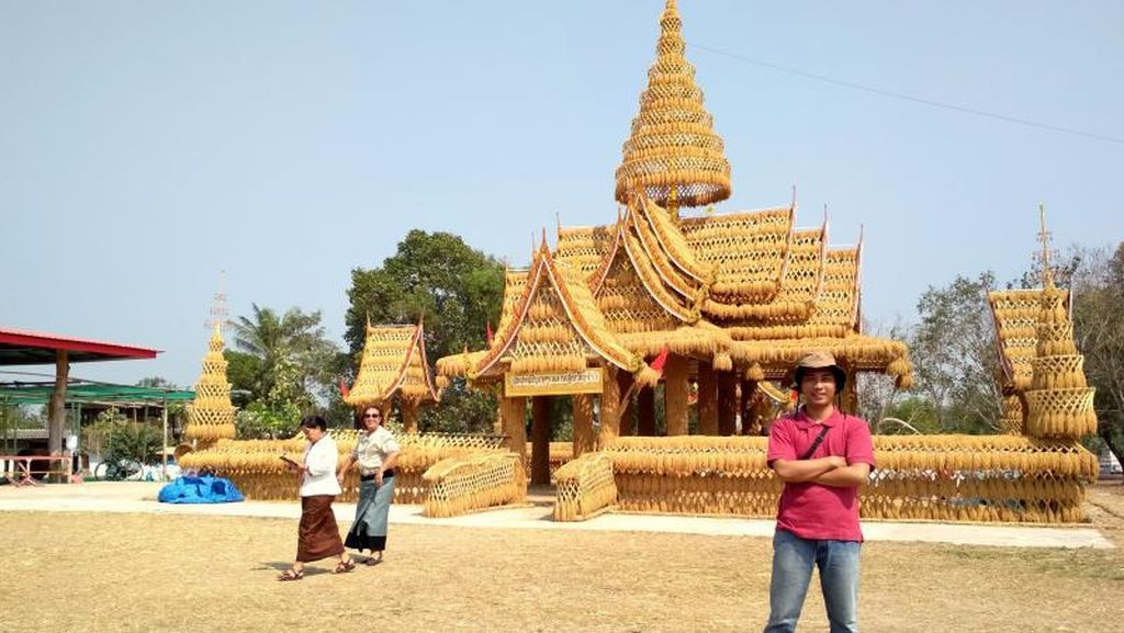 Napak Tilas Kota Kuno Abad 8 di Thailand