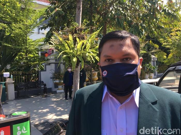 Ketua IDI Surabaya Brahmana Askandar